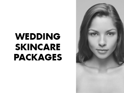 Wedding Skincare Treatments & Packages